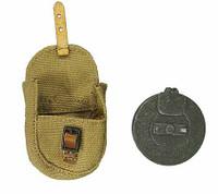 Soviet Winter Soldier Suit AL10007 - Ammo Drum w/ Pouch