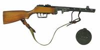 Soviet Winter Soldier Suit AL10007 - Machine Gun