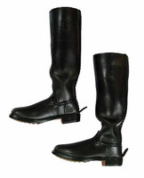 Leibstandarte (LAH) Honor Guard: Aaron - Leather Jack Boots (For Feet)