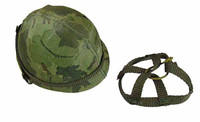 25th Infantry Division Operation Cliff Dweller IV - Helmet