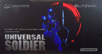 Universal Soldier: Luc Deveraux - Boxed Figure