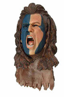 William Wallace (Deluxe Version) - Head (Gibson Likeness) w/ War Paint