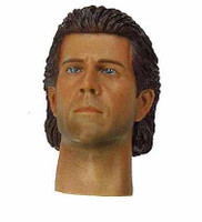 Lethal Weapon (Version B) - Mel Gibson Head