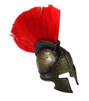 Female Sparta Warrior - Helmet