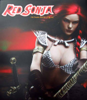 Red Sonja - Boxed Figure