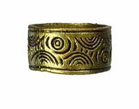 Red Sonja - Etched Bracelet