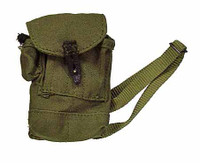 1980's Afghanistan Civilian Fighter: Asad - Pouch