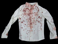 Gangster Kingdom: Heart A Billy - Bloody White Shirt