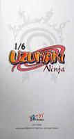 Uzumaki Ninja - Boxed Figure