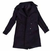 Hitman Agent 47 - Black Wool Over Coat