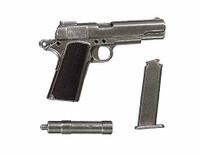 Hitman Agent 47 - .45 Pistol w/ Silencer