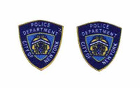 POP Toys: NYPD Policeman - Patches