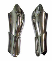 Star Wars: TFA: Captain Phasma - Lower Leg Armor (Limit 2)