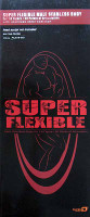 Super Flexible Seamless Male Body: Suntan w/ Metal Structure - Boxed Figure (PL2016-M31 - Not Explicit)