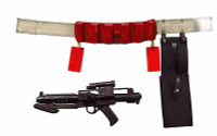 Star Wars: Battlefront: Shock Trooper - Belt w/ Blaster & Holster