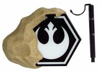 Star Wars: TFA: Rey & BB-8 - Display Stand w/ Sand Attachment