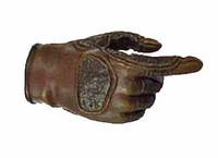 Star Wars: TFA: Rey & BB-8 - Right Gloved Trigger Hand