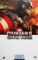 CA3: Civil War: Captain America - Boxed Figure