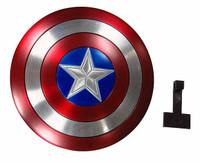 CA3: Civil War: Captain America - Shield (Metal w/ Back Connector)