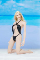 Swimming Suit (Black) - Packaged Accessory Set (No head or body)