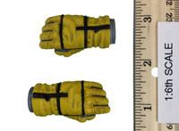 U-2 Dragon Lady Pilot - Gloved Hands