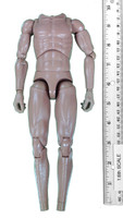 U-2 Dragon Lady Pilot - Nude Body