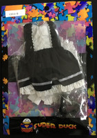 Super Duck: Maid - Packaged Accessory Set (Black)