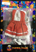 Super Duck: Maid - Packaged Accessory Set (Red)