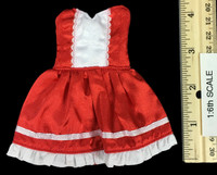 Super Duck: Maid (Red) - Dress