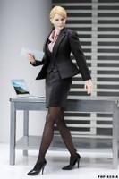 POP Toys: Office Lady Business Suits (Black) - Boxed Set