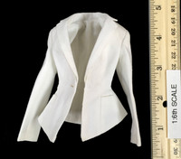 POP Toys: Office Lady Business Suits - White Jacket