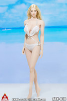 Swimming Suit (White - Version 2) - Packaged Accessory Set (No head or body)