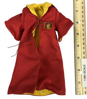 Harry Potter: Chamber of Secrets: Harry Potter & Draco Malfoy (Quidditch Version) - Gryffindor Quidditch Robe