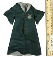 Harry Potter: Chamber of Secrets: Harry Potter & Draco Malfoy (Quidditch Version) - Slytherin Quidditch Robe
