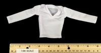 Black Dancewear Set - White T-Shirt