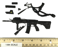 USSOCOM Navy Seal UDT - Rifle (PMAGX7) w/ Accessories