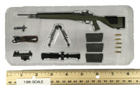 Blade Girl Viper - Sniper Rifle (M14) w/ Accessories