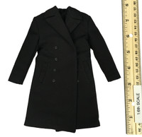 Spectre - Over Coat (Black)