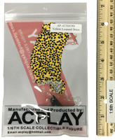 Leopard Dress Set - Box Set (Yellow)