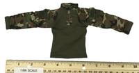 Marine Raiders MSOT 8222 - Combat Shirt (Woodland Camo)