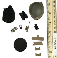 Marine Raiders MSOT 8222 - Helmet w/ Accessories