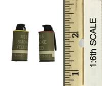 Marine Raiders MSOT 8222 - Smoke Grenades (2)