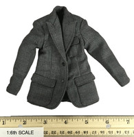 The Telepath - Suit Coat (Gray)