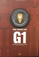 Iron Armor Girl - Boxed Figure