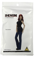 Denim Fashion Clothing Set - Blue Denim Set