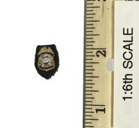 Secret Service Special Agent: Mark - Badge w/ Belt Clip