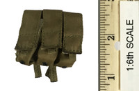 U.S. Navy Seal in the Battle of Abbas Ghar - Triple Mag Pouch
