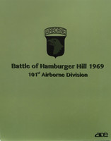 101st Airborne Division - Battle of Hamburger Hill 1969 - Boxed Figure