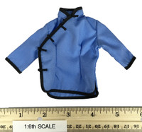 Chinese Student Uniform - Shirt (Blue)
