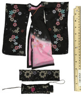 Shi: Kireina Kimono Edition - Kimono w/ Belts